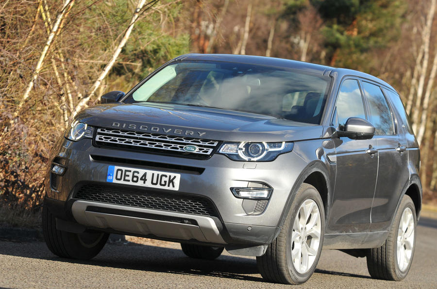 2015 land rover discovery sport 2 2 sd4 diesel hse manual review review autocar. Black Bedroom Furniture Sets. Home Design Ideas