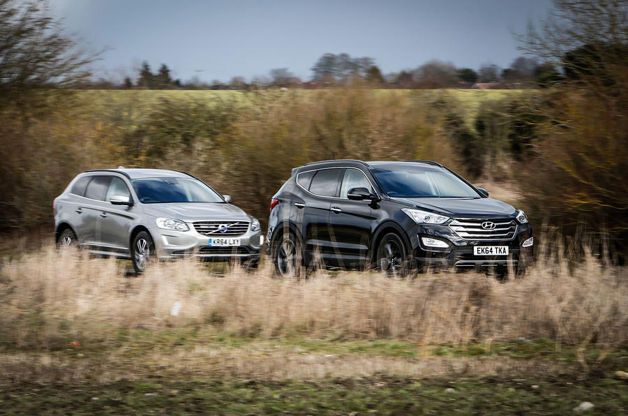 Range Rover Vs Land Rover >> Land Rover Discovery Sport vs BMW X3, Volvo XC60 and ...