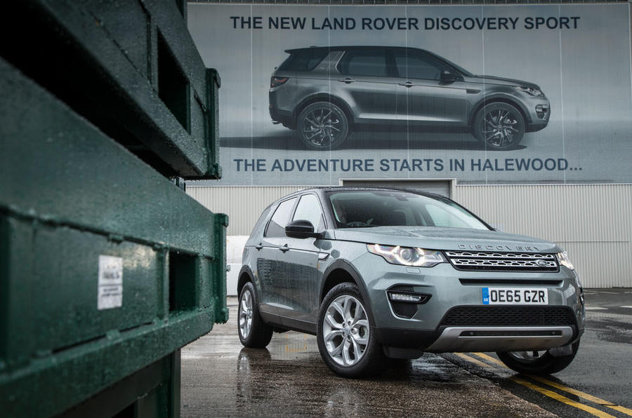 Land Rover Discovery Sport Long Term Test Review First