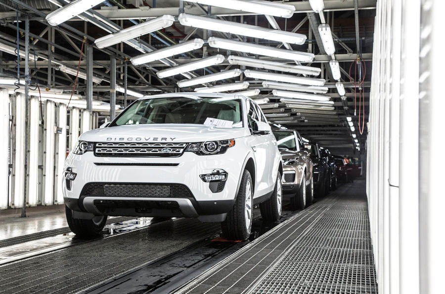 Land Rover Discovery Sport long-term