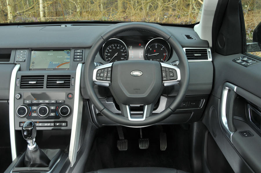 2015 land rover discovery sport 2 2 sd4 diesel hse manual review rh autocar co uk land rover discovery manual free land rover discovery manual free download