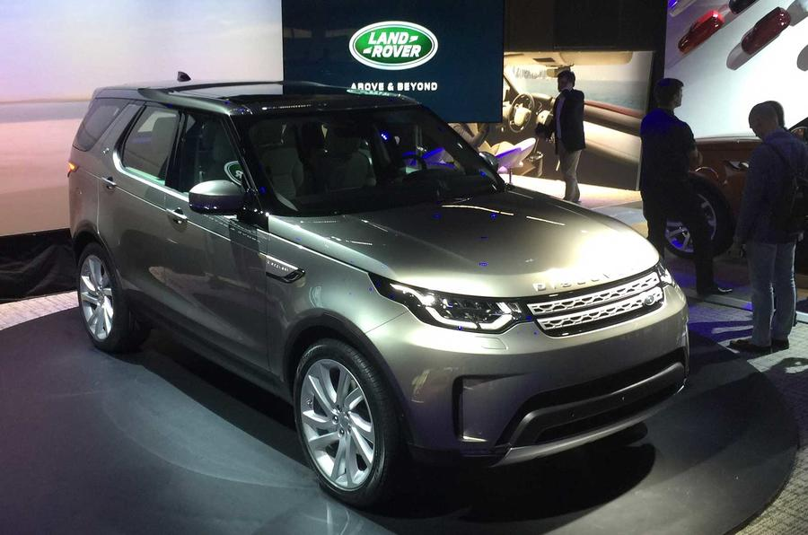 2017 land rover discovery video specs and prices autocar. Black Bedroom Furniture Sets. Home Design Ideas