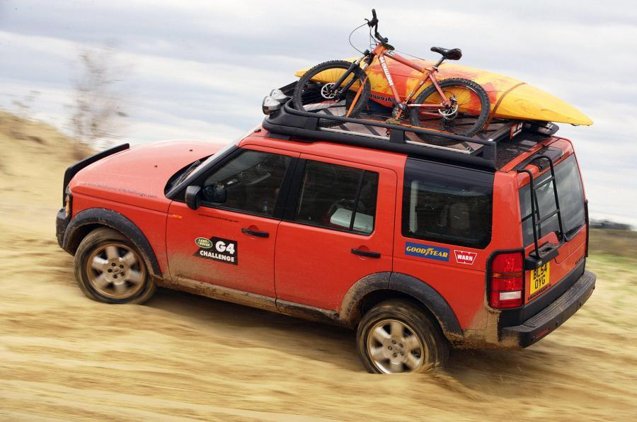 Land Rover Discovery The Generations Autocar