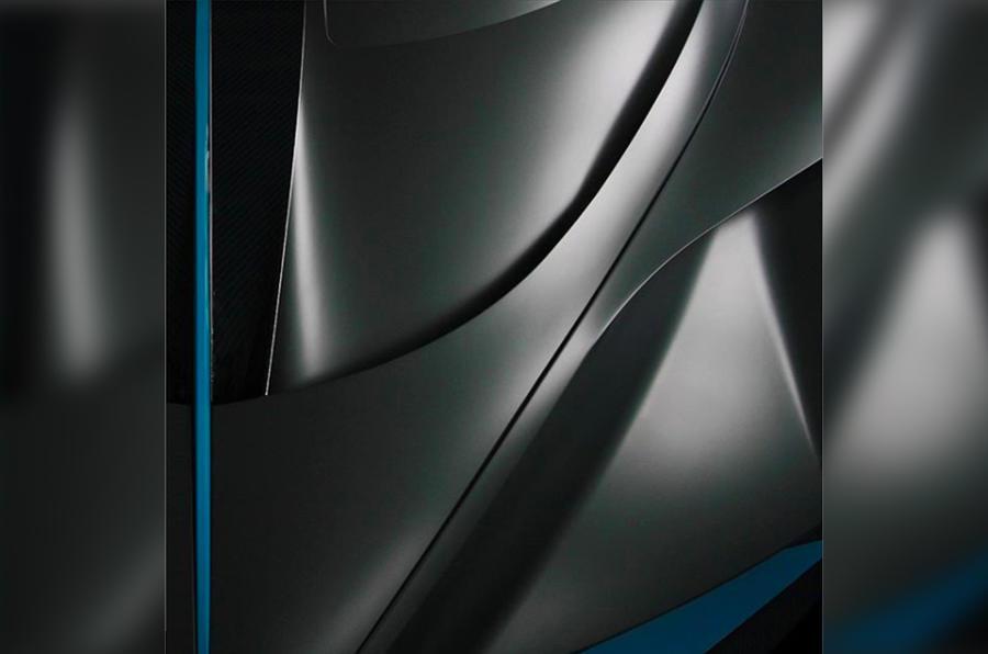 Bugatti Divo: full car previewed ahead of tomorrow's reveal