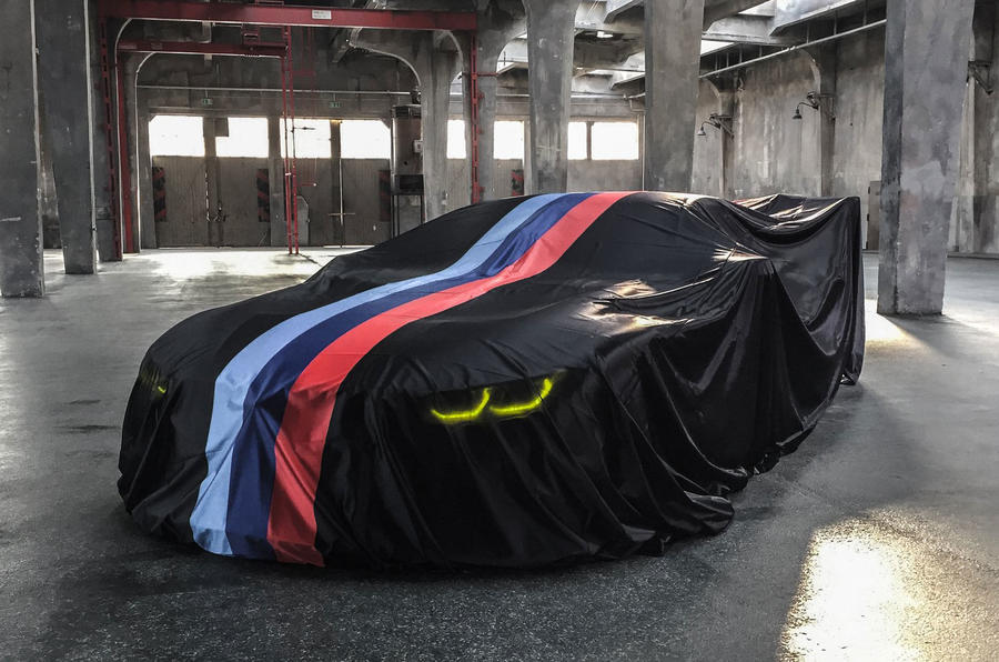 BMW M8 GTE: 2018 Le Mans 24 Hours racer previewed in new pic