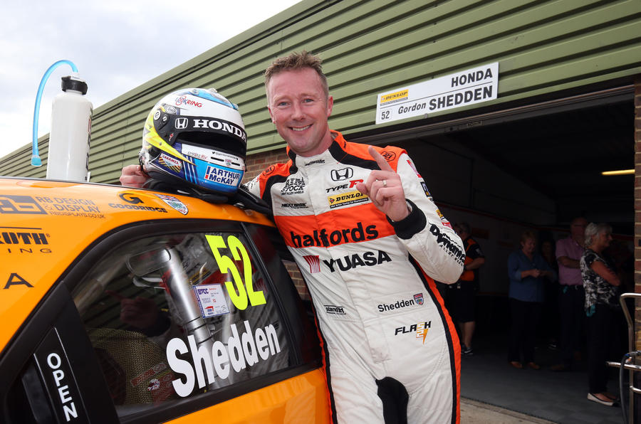BTCC Snetterton: Collard new championship leader after dramatic day