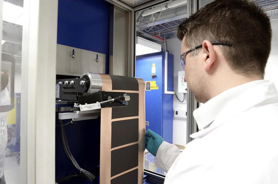 New UK EV battery facility secures £80 million funding