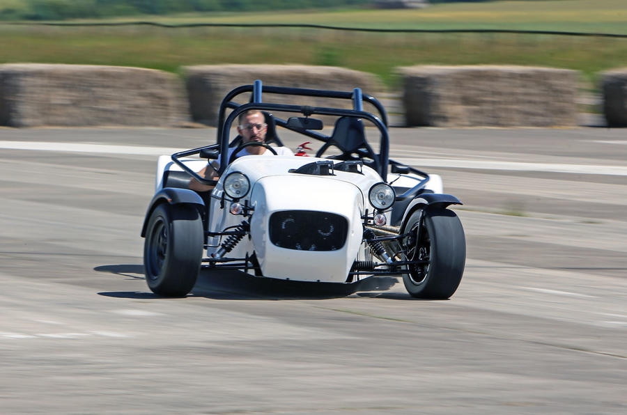 One-off track day specials