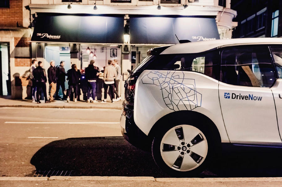 BMW and Daimler launch urban mobility joint venture