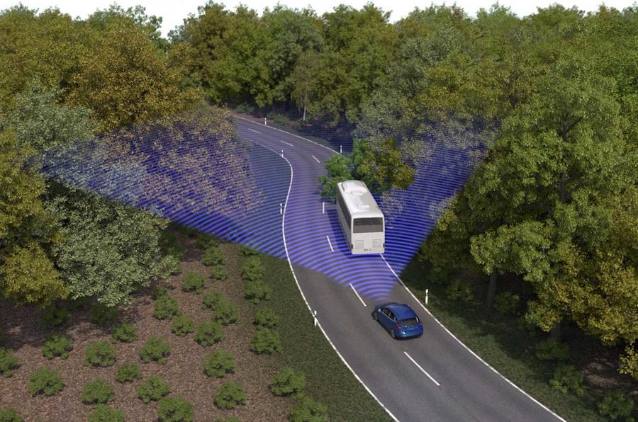 Road forecast for autonomous, connected cars on UK roads predicts traffic breakthrough