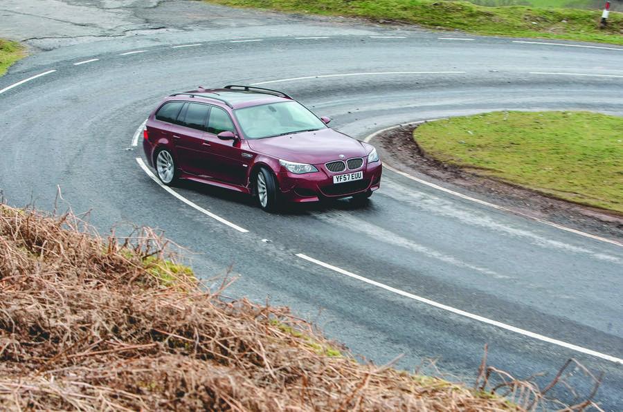 2005 BMW M5 V10 Estate