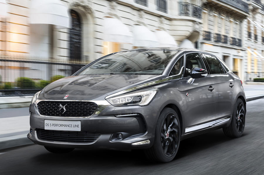 DS Performance Line trim level added to DS lineup