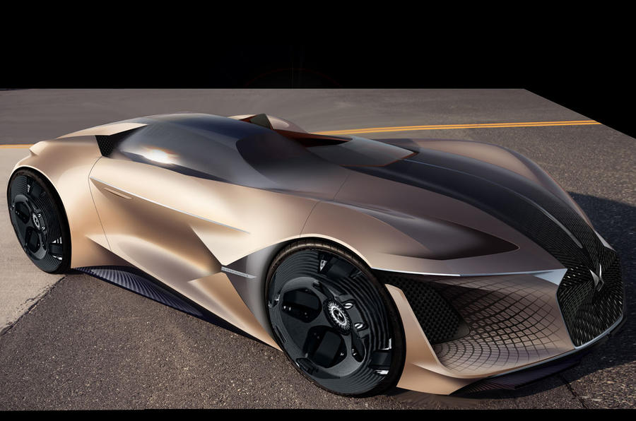 Tense Concept might come in 2035 with 1360hp