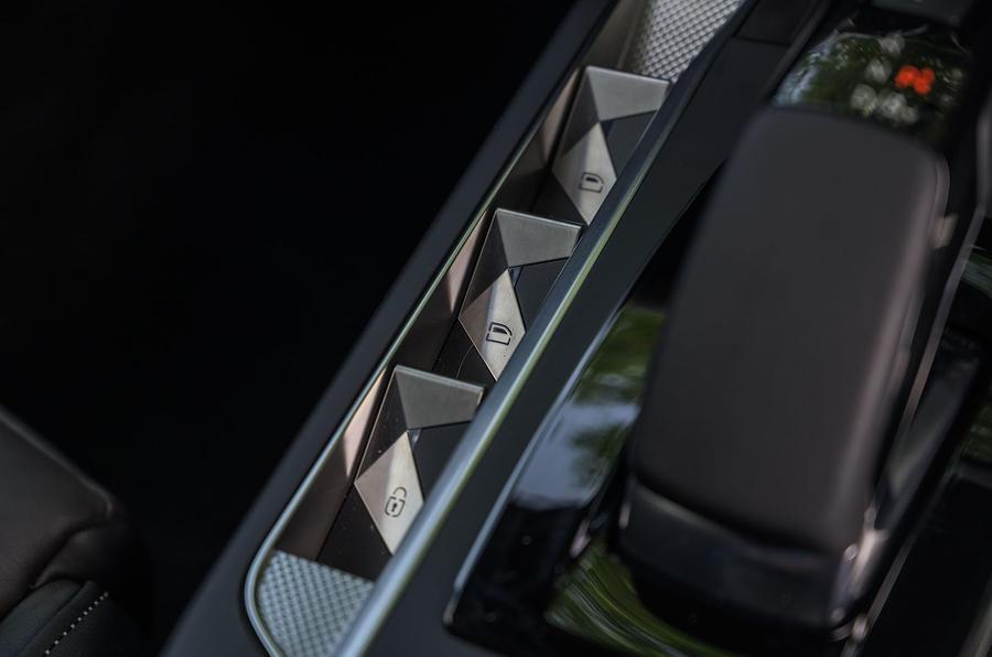 2020 DS 3 Crossback E-Tense - detail