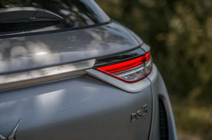 2020 DS 3 Crossback E-Tense - rear lights