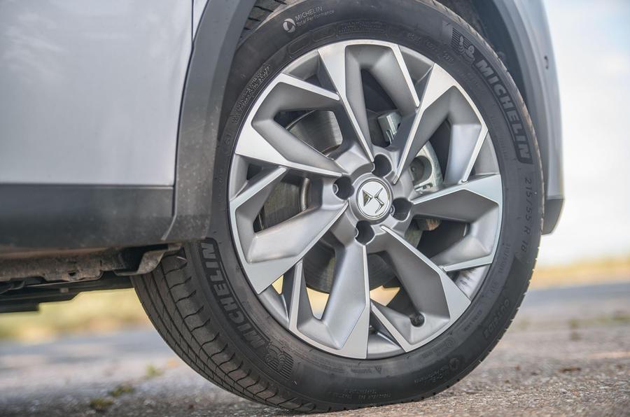 2020 DS 3 Crossback E-Tense - wheel