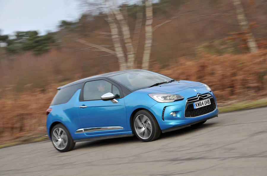 £21,095 Citroën DS 3 DSport Plus