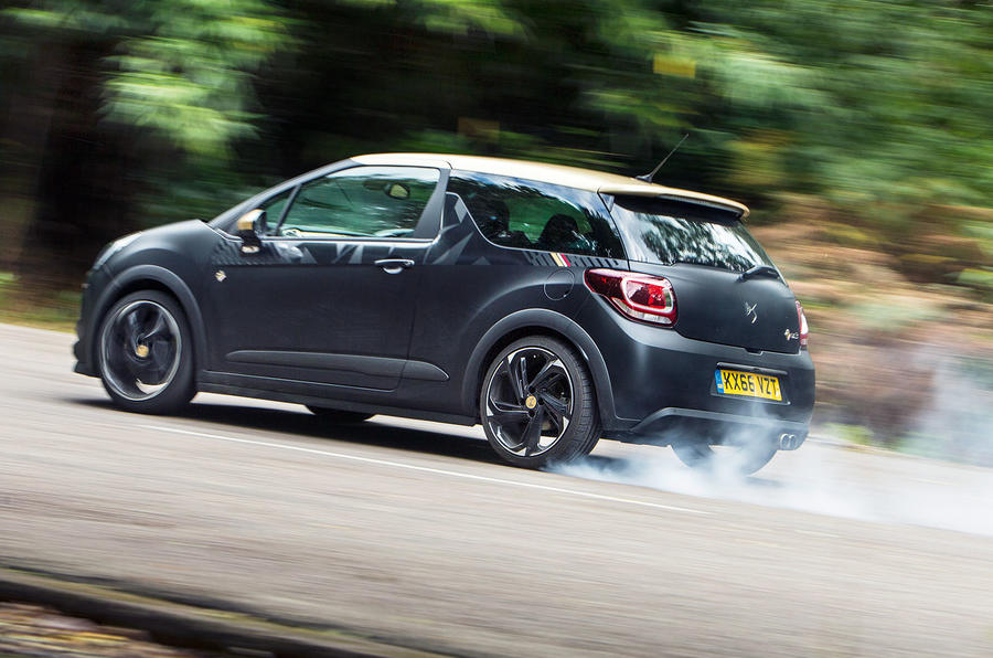 DS 3 Performance long-term test review: first report