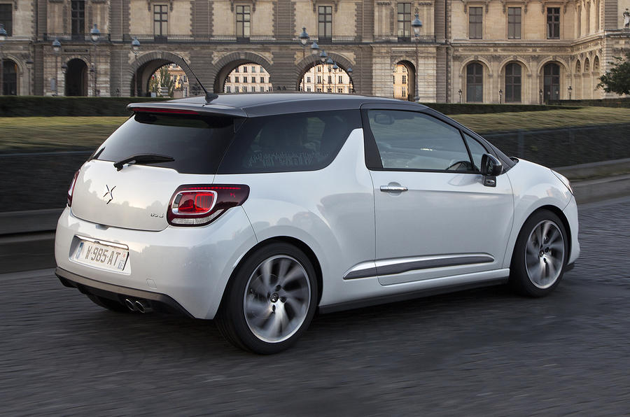 ds 3 puretech 110 auto review review autocar. Black Bedroom Furniture Sets. Home Design Ideas