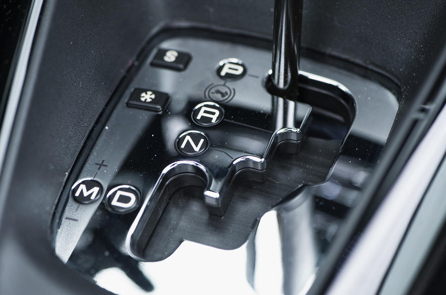 DS 3 automatic gearbox
