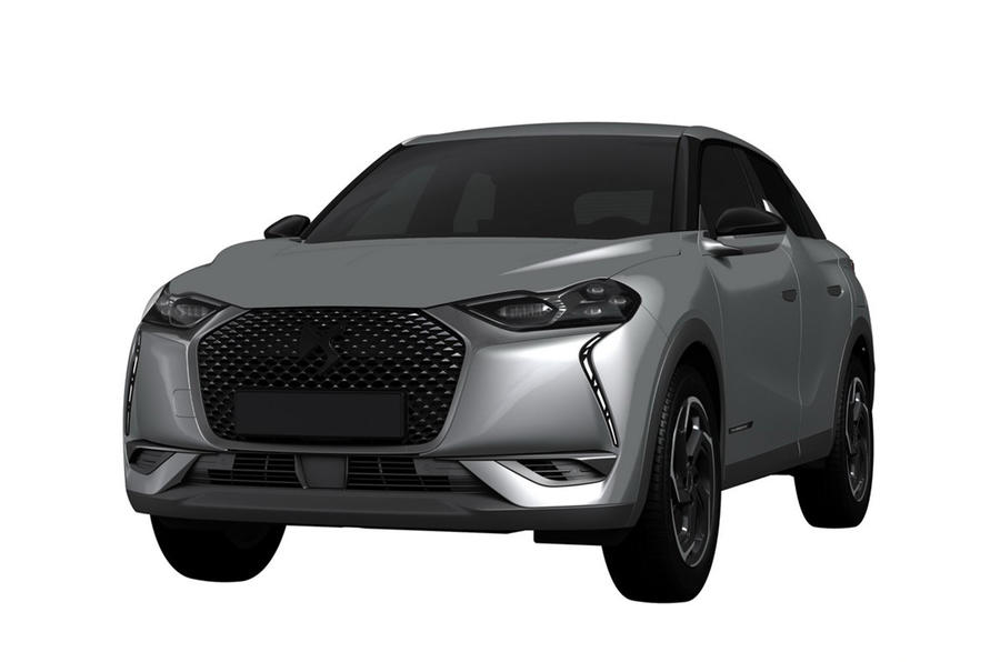 New Ds 3 Crossback Revealed With Petrol Diesel And