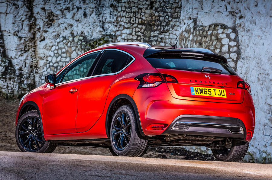 £26,495 DS 4 Crossback