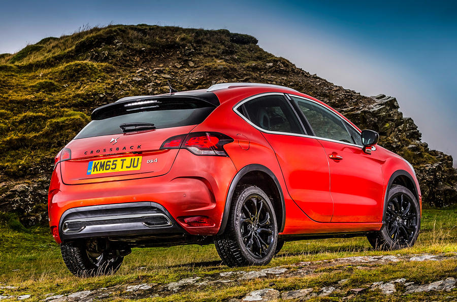 178bhp DS 4 Crossback