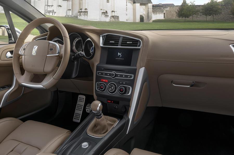 2015 Ds4 Thp 210 Prestige Review Review Autocar