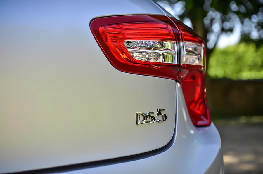 DS 5 rear lights