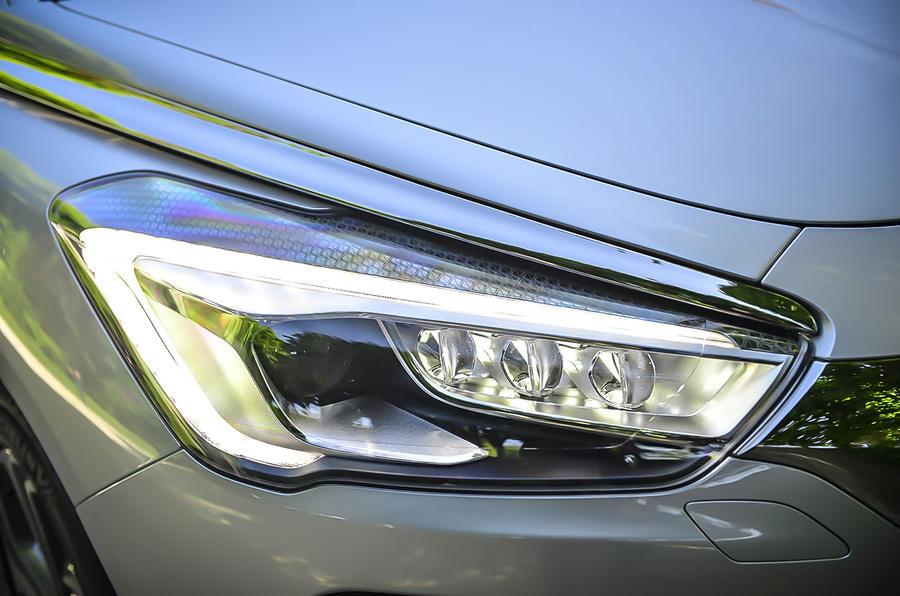 DS 5 LED headlights