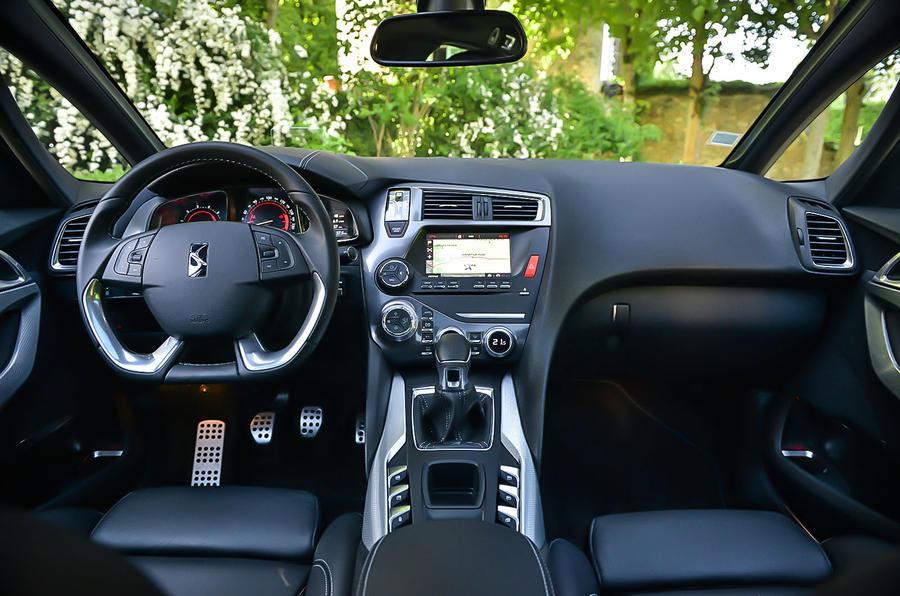 2015 ds 5 bluehdi 150 s s review review autocar. Black Bedroom Furniture Sets. Home Design Ideas