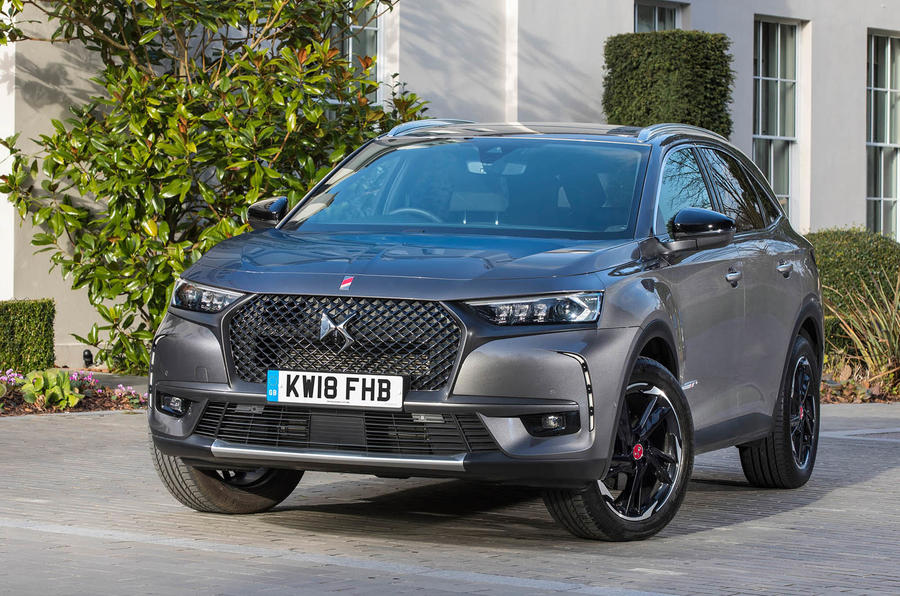 DS 7 Crossback BlueHDi 180 Performance Line 2018 review
