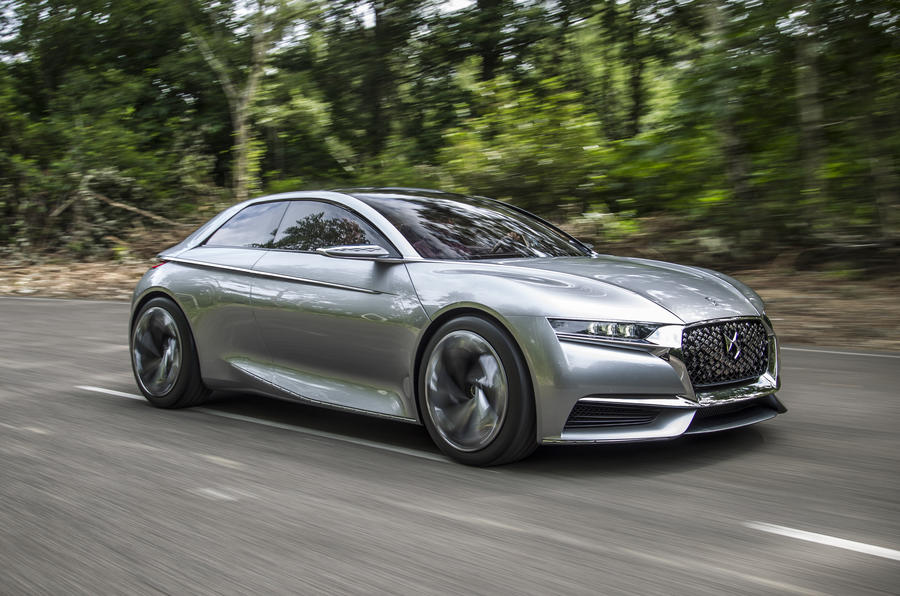 Divine DS concept car  its role in the future of DS, plus first drive  Autocar