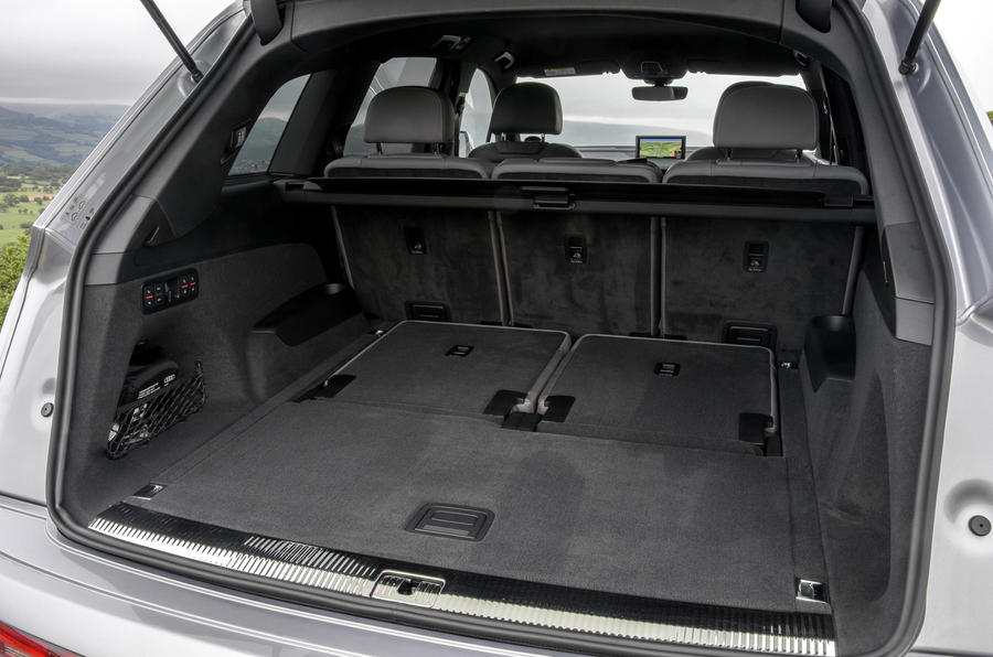 2015 Audi Q7 3.0 TDI S line UK review review | Autocar