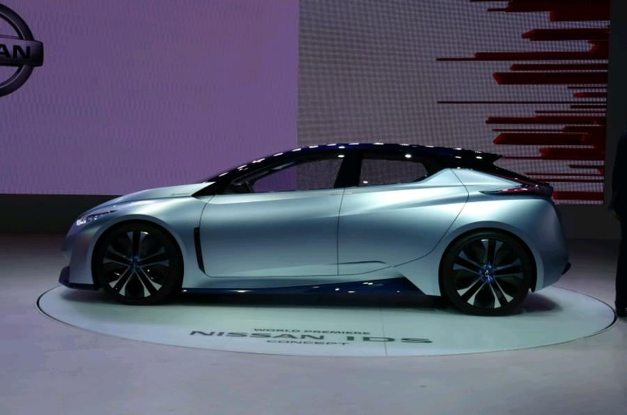 Next Nissan Leaf Previewed By Ids Concept In Tokyo Autocar