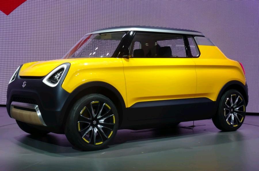 Suzuki Mighty Deck Kei Car Concept Revealed At Tokyo Motor