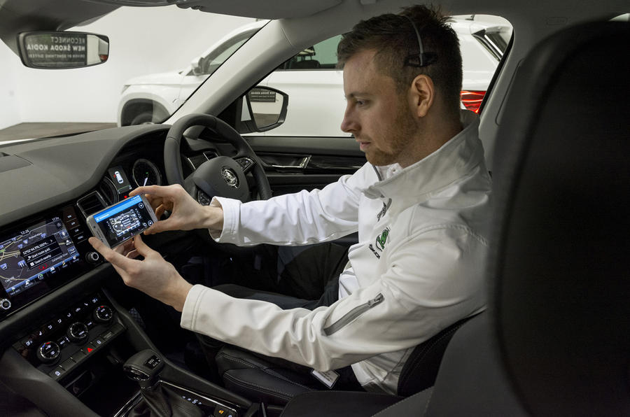 Skoda launches innovative digital showroom