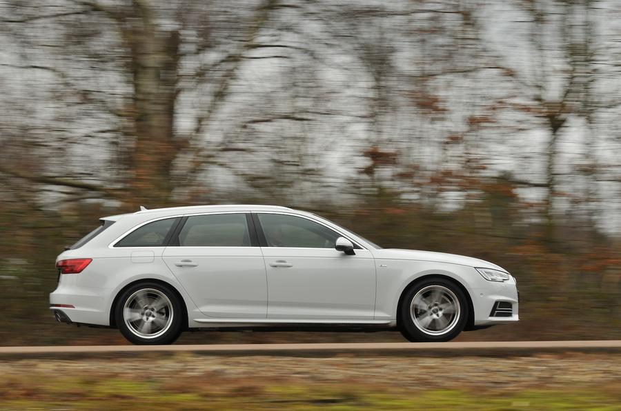 £32,395 Audi A4 Avant S Line