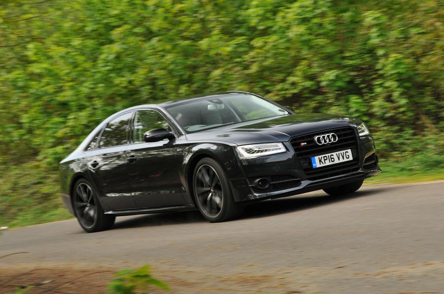 £98,395 Audi S8 Plus