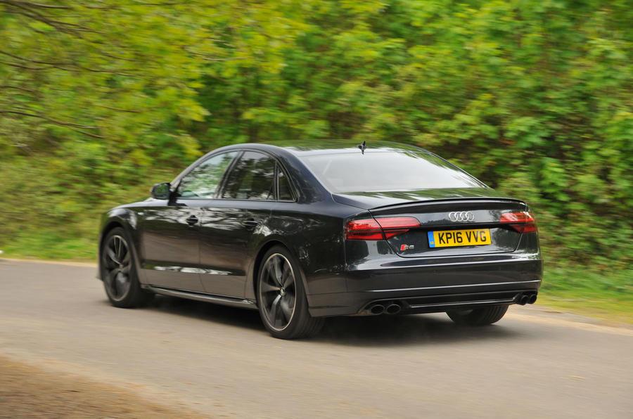 2016 Audi S8 Plus Review Review Autocar