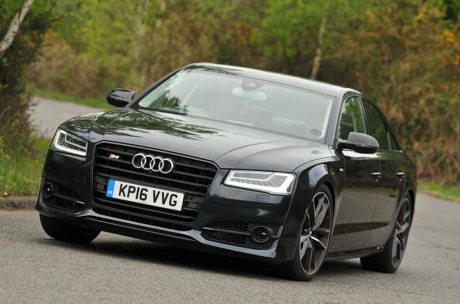 2016 Audi S8 Plus Review Review Autocar