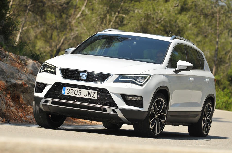 2016 seat ateca 2 0 tdi 190 4drive review review autocar. Black Bedroom Furniture Sets. Home Design Ideas