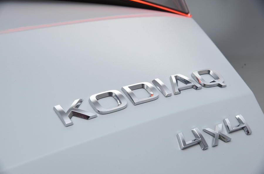 Skoda Kodiaq 2.0 TDI 150 Edition 4x4