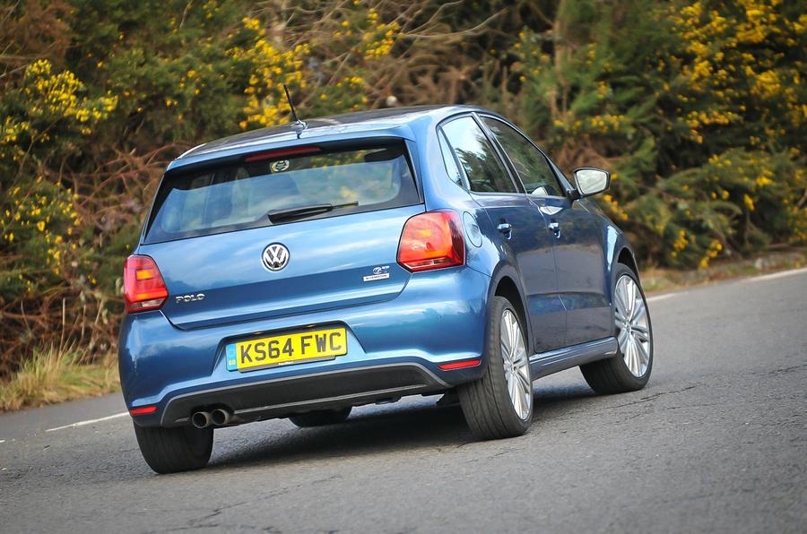 2015 Volkswagen Polo Blue Gt Dsg Uk Review Review Autocar