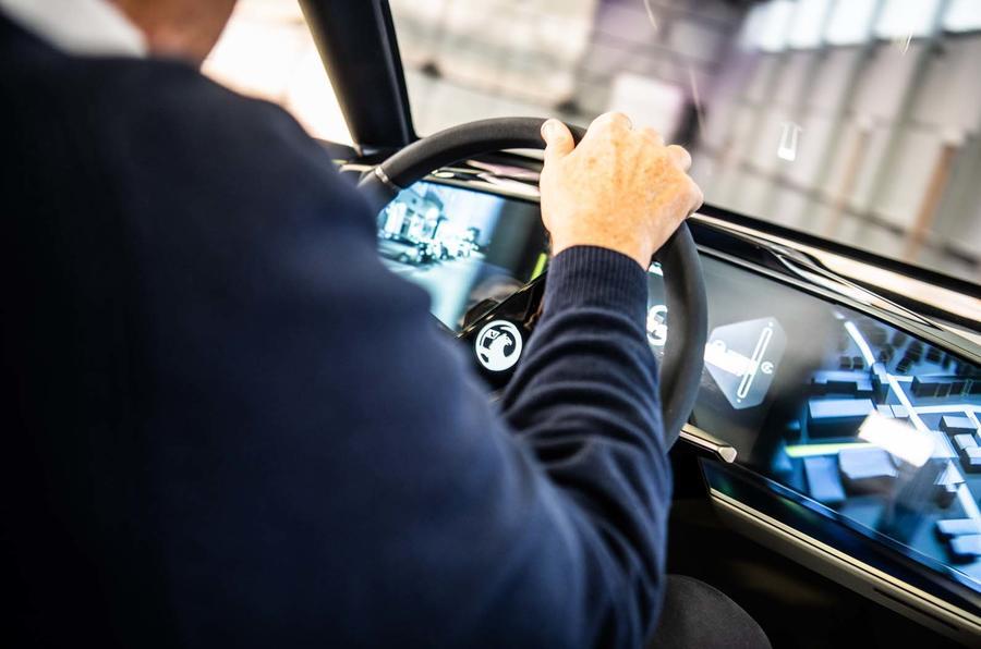 Vauxhall GT X