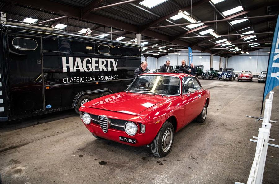 Hagerty Price Guide >> Antiques Roadshow How Your Classic Car Is Valued Autocar