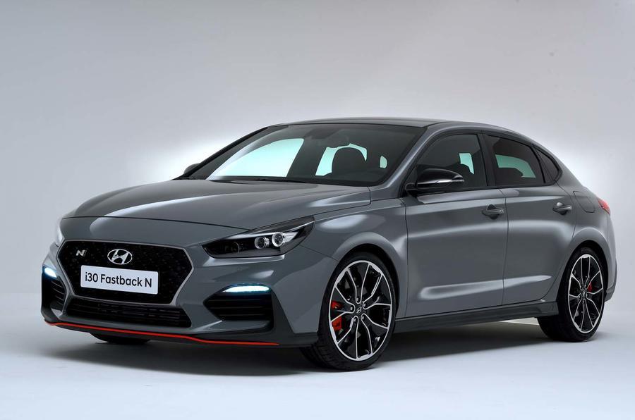 Hyundai Unveils I30 Fastback N Autocar