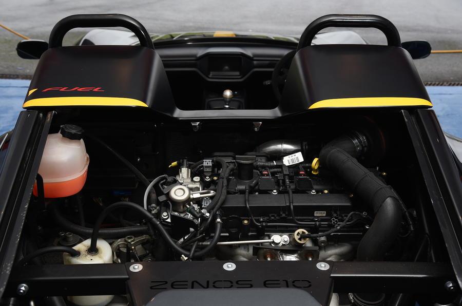 2.3-litre Zenos E10 R petrol engine
