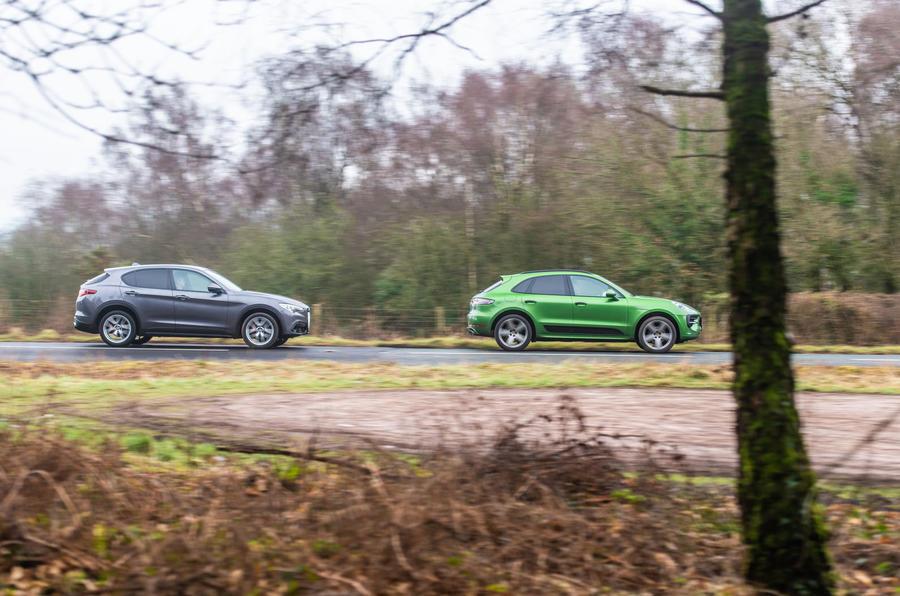 Porsche Macan vs. Alfa Romeo Stelvio