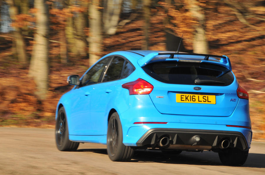 2017 ford focus rs mountune fpm375 review autocar